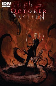 The October Faction #7 - Damien Worm, Steve Niles