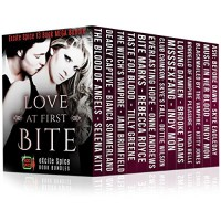 Love at First Bite: A 13 Book Excite Spice Vampire Romance MEGA Bundle (Excite Spice Boxed Sets) - Selena Kitt, Bianca Sommerland, Jami Brumfield, Tilly Greene, Rebecca Royce, Onne Andrews, Dottie Wilson, Indie Mon, Brooke Adams, Lynda Belle