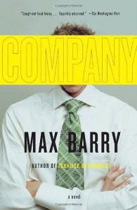 Company - Max Barry