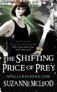 Shifting Price of Prey (Spellcrackers.Com 4) -