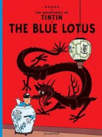 The Blue Lotus  - Hergé