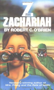 Z for Zachariah - Robert C. O'Brien