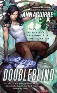Doubleblind  - Ann Aguirre