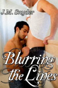 Blurring the Lines - J.M. Snyder