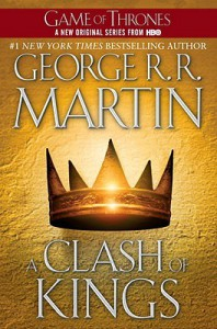 A Clash of Kings (A Song of Ice and Fire #2) - George R.R. Martin, Roy Dotrice