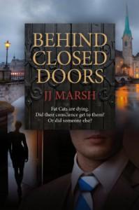 Behind Closed Doors - J.J. Marsh