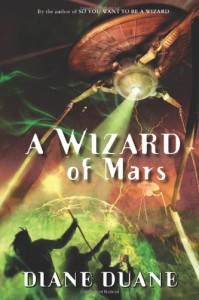 A Wizard of Mars - Diane Duane
