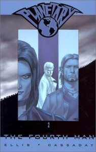 Planetary, Vol. 2: The Fourth Man - Warren Ellis, John Cassaday