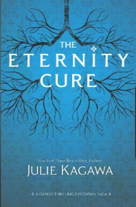 The Eternity Cure (Blood of Eden) - Julie Kagawa