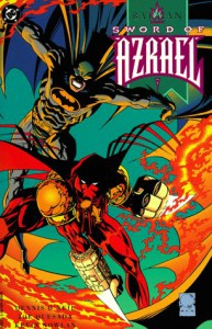 Batman: Sword of Azrael - Dennis O'Neil, Joe Quesada, Kevin Nowlan