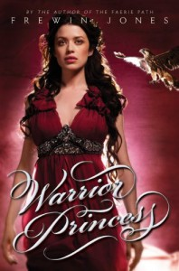 Warrior Princess - Allan Frewin Jones, Allan Frewin Jones