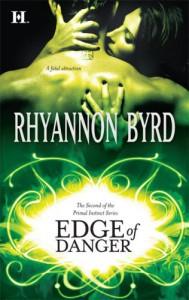 Edge of Danger - Rhyannon Byrd