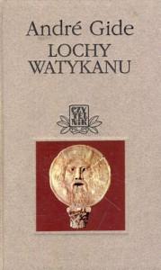 Lochy Watykanu - Andre Gide