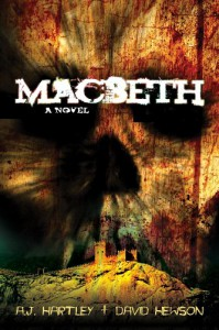Macbeth - A.J. Hartley, David Hewson
