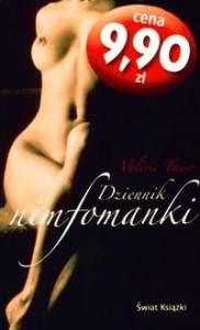 Dziennik nimfomanki - Valérie Tasso