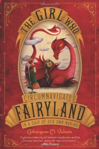 The Girl Who Circumnavigated Fairyland in a Ship of Her Own Making - Catherynne M. Valente, Ana Juan