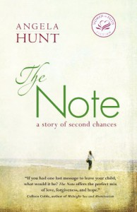 The Note (Women of Faith Fiction) - Angela Elwell Hunt