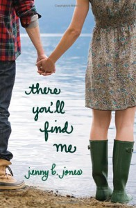 There You'll Find Me - Jenny B. Jones