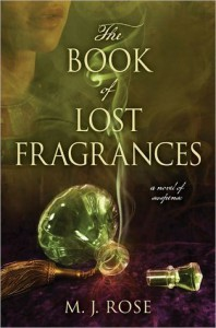The Book of Lost Fragrances  - M.J. Rose
