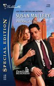 Prodigal Son - Susan Mallery