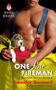 One Fine Fireman - Jennifer Bernard
