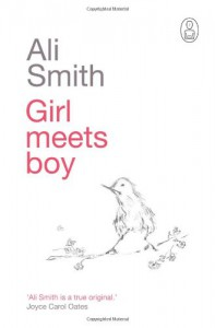 Girl Meets Boy (Canongate Myths) - Ali Smith