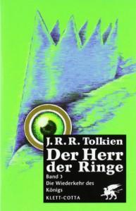 Die Wiederkehr des Königs (Der Herr der Ringe, #3) - J.R.R. Tolkien, Wolfgang Krege