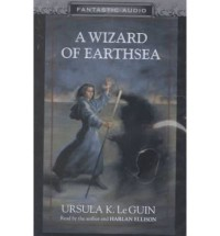 A Wizard of Earthsea (The Earthsea Cycle, #1) - Ursula K. Le Guin, Harlan Ellison