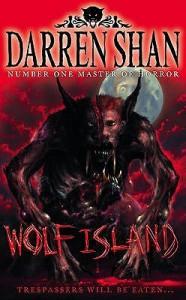 Wolf Island - Darren Shan