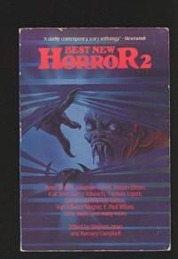 Best New Horror 2 - Stephen Jones