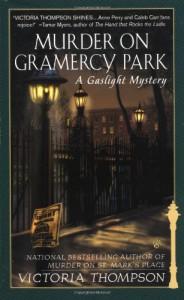 Murder on Gramercy Park - Victoria Thompson