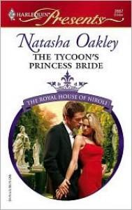 The Tycoon's Princess Bride - Natasha Oakley