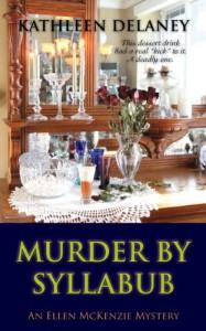 Murder by Syllabub - Kathleen Delaney
