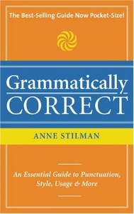 Grammatically Correct - Anne Stilman