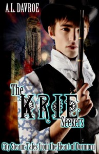 The Krie Seekers - A.L. Davroe