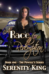 A race for redemption - Serenity King
