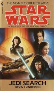Jedi Search (Star Wars: The Jedi Academy Trilogy, Vol. 1) - Kevin J. Anderson