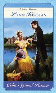 Celia's Grand Passion (Regency Romance) - Lynn Kerstan
