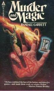 Murder and Magic - Randall Garrett