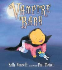 Vampire Baby - Kelly Bennett, Paul Meisel