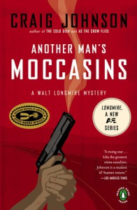 Another Man's Moccasins  - Craig Johnson