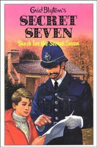 Shock For The Secret Seven (The Secret Seven, #13) - Enid Blyton, Dorothy Hamilton