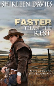 Faster Than the Rest - Shirleen Davies