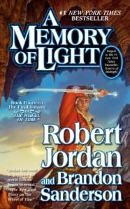 A Memory of Light (Wheel of Time) - 'Robert Jordan',  'Brandon Sanderson'