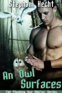 An Owl Surfaces - Stephani Hecht