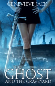 The Ghost and The Graveyard (Knight Games) - Genevieve Jack