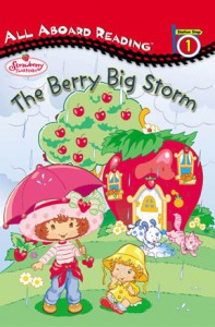 The Berry Big Storm - Megan E. Bryant