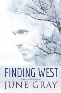 Finding West (True North, #1) - June Gray