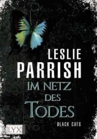 Black Cats - Im Netz des Todes - Leslie Parrish