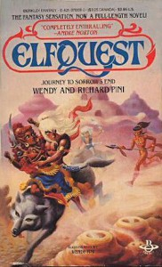 Elfquest - Wendy Pini, Richard Pini